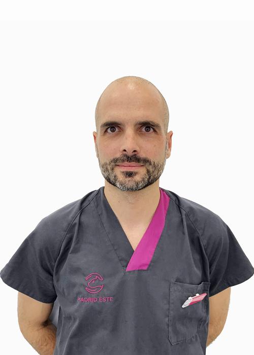 Jose Luis Martínez - Hospital veterinario Madrid Este