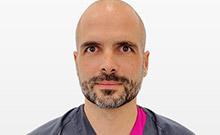 JOSÉ LUIS MARTÍNEZ MORÁN Responsable del servicio de Traumatología y Ortopedia