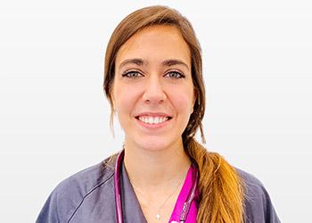 Blanca Gómez - Hospital veterinario Madrid Este