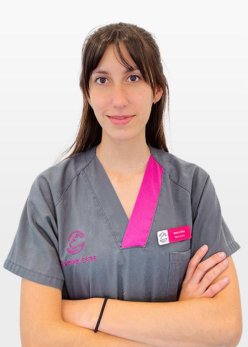 María díez - Hospital Veterinario Madrid Este